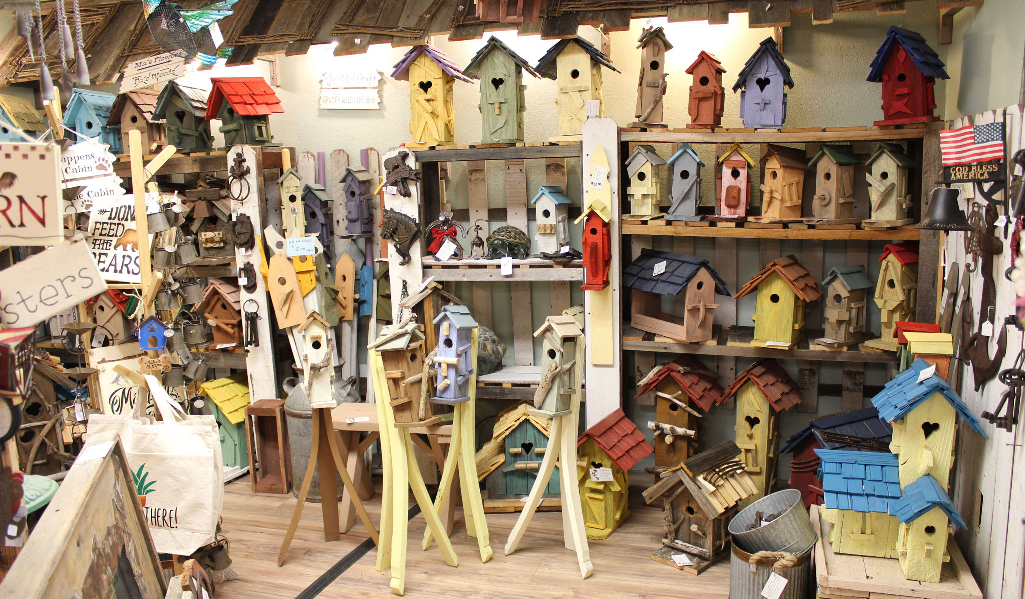Mike's Birdhouses